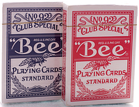 """Карты игральные """"Bee"""", покерные карты"""