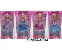 "Кукла типа ""Барби"" Балерина, PS1401"
