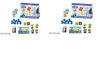 Набор детских печатей, 6889-124A/C