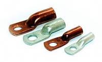 Наконечники кабельные медные 4 мм2, наконечник медный луженный 4 мм2