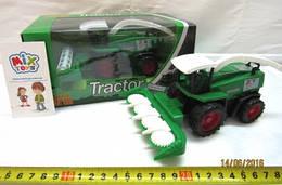 Трактор инерционный Фермер с прицепом, 798-A92