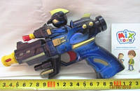 Пистолет детский игрушечный музыкальный, Збр 220A
