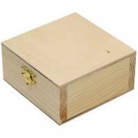 Ящик деревянная с замком, 1158см, ROSA Talent