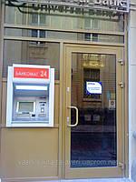 Алюмінієві двері та вікна