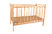 """Кровать детская на ножках """"ЭВИСС-1"""" *эв"""