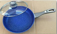 Lessner Stone Line Сковорода алюминиевая антипригарная D=28см 88360-28, 169078, /П1