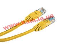 Патч-корд Net's NETS-PC-UTP-3M-YL (PC-UTP-3M-YL)