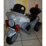Детский мотоцикл ЯМАХА серый, ТМ Орион, Украина, 372