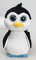 Мягкая игрушка пингвин глазастик, GPI0  /DM