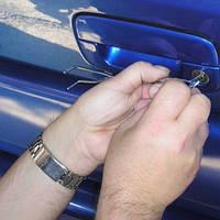 Как открыть машину если забыл в ней ключи или брелок? Днепропетровск