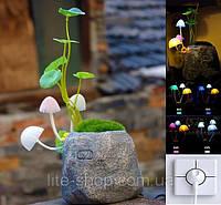 Ночной светильник грибы «Аватар» оригинальный подарок