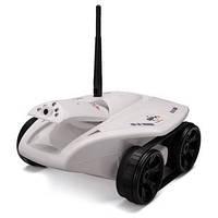 Танк-шпион на радиоуправлении WiFi Happy Cow I-Tech с камерой, HC-777-325 *х