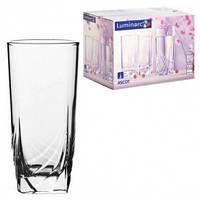Набор стаканов высоких 330мл-6шт., Luminarc Ascot 167030, П/1