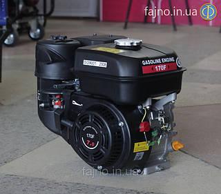 Двигатель бензиновый Weima WM-170F-S (7 л.с., шпонка, вал 20 мм)