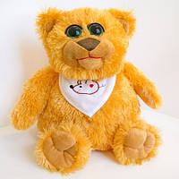 Мягкая игрушка кот Мурчик, 38см,  439