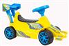 Машинка для катания СУПЕР КАР (СУПЕР СПОРТ) лимонная, ТМ Орион, 894лим