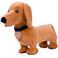 """Мягкая игрушка """"Собачка Товарищ 7"""" 27х38 см 00112-11"""