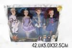 """Набор кукол """"Наследники"""", 42х5х32 см, 512"""