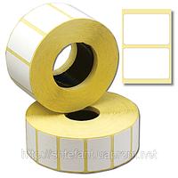 30х20мм Этикетка самоклеящаяся  для термотрансферной печати (2000 шт)