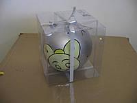 Подарочная коробка 1 шар 15см, НГ0018