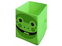 """Ящик для игрушек """"Жабка"""" 35*35*55см, УкрОселя, BOC078650"""