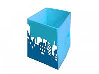 """Ящик для игрушек """"Пейзаж"""" 25*25*38 см, УкрОселя, BOC078631"""