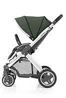 Прогулочная коляска «BabyStyle» Oyster 2 (O2CHMIR/O2SUCPOG), цвет Olive Green / Mirror Black