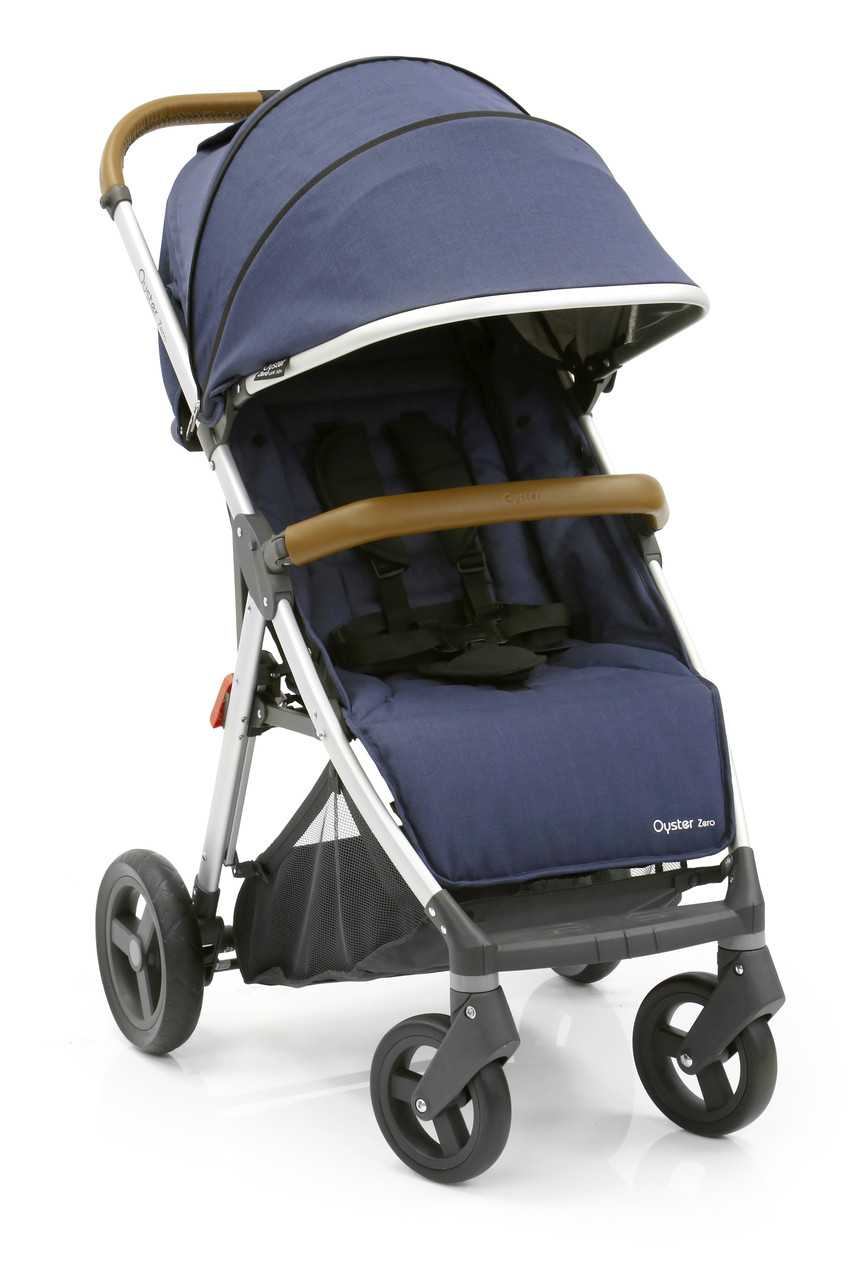 Прогулочная коляска «BabyStyle» Oyster Zero (OZEOXBL), цвет Oxford Blue «BabyStyle» (OZEOXBL)