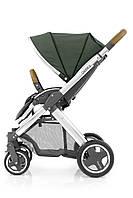 Прогулочная коляска «BabyStyle» Oyster 2 (O2CHMITA/O2SUCPOG), цвет Olive Green / Mirror Tan