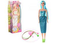 Кукла типа Барби 30см, расческа, украшение для волос, 6 видов, SS006-1-2-3-4-5-6