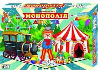 """Настольная игра """"Детская монополия"""", укр., Boni Toys, 0042"""