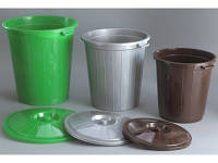 Бак для мусора 30л GR-02041