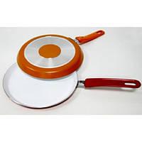 Блинная сковорода Vincent 24см VC-4450-24 mix, 170693 /П1