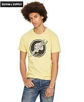 Мужская футболка Polo Ralph Lauren -  Field Yellow