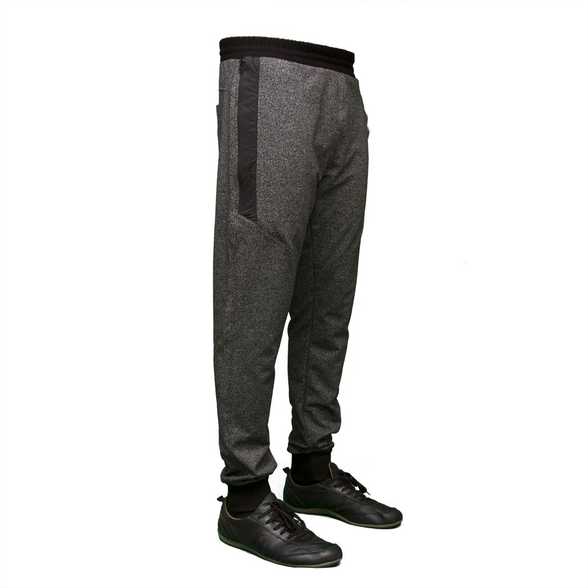 Молодежные спортивные штаны под манжет TOMMY LIFE фабрика Турция 84228