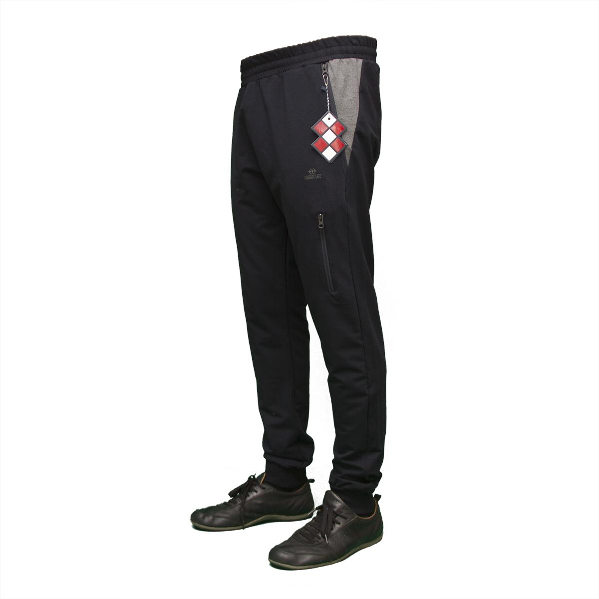 Турецкие спортивные брюки под манжет TOMMY LIFE фабрика 84331