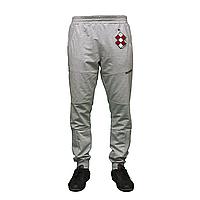 Турецкие спортивные штаны под манжет TOMMY LIFE фабрика 84279