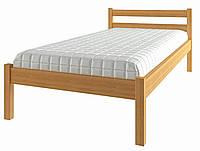 Венгер Эко-2 кровать одноярусная   750х1980х880мм  80х190