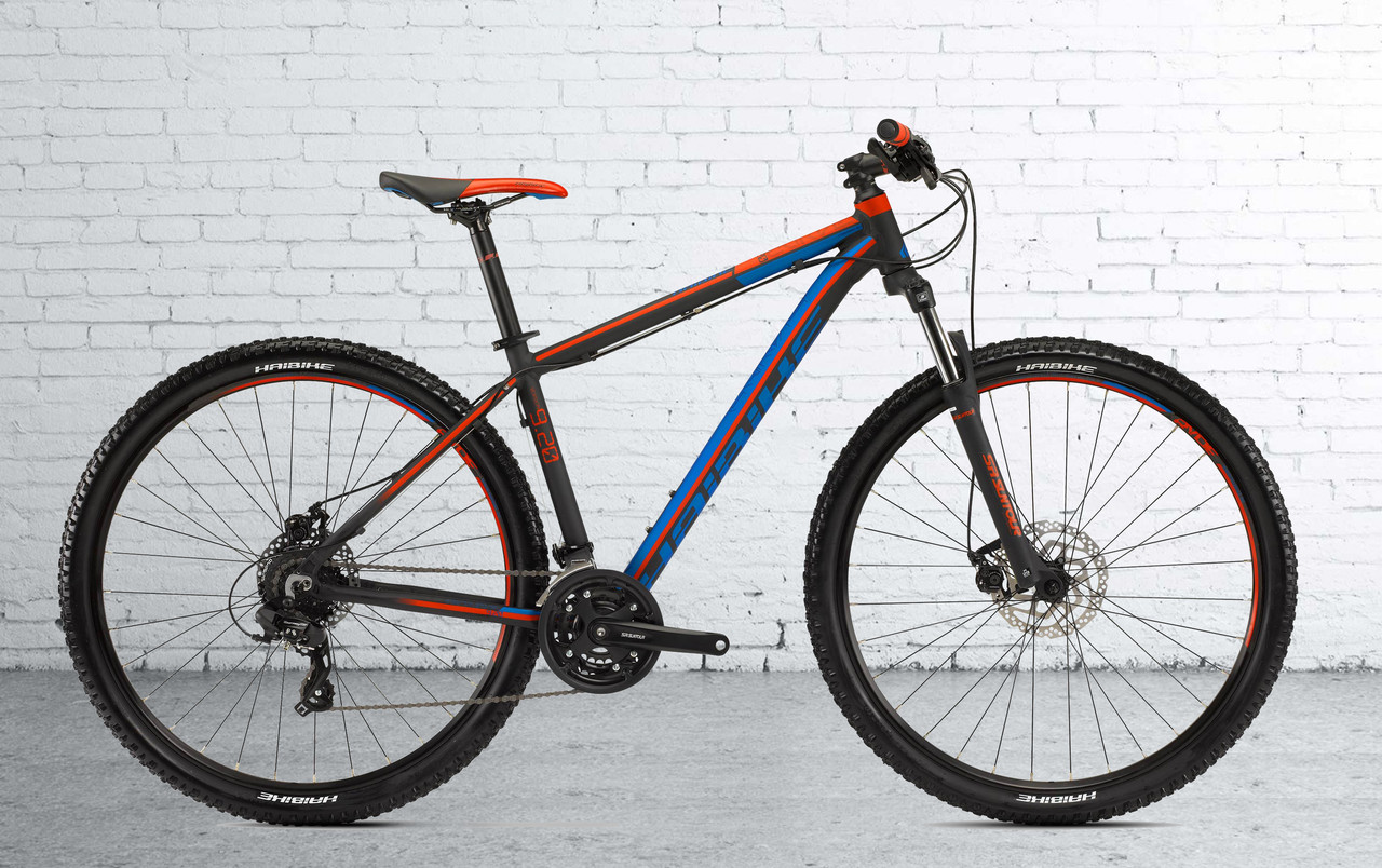 "Велосипед Haibike Big Curve 9.20 29"", рама 50см, 2016"