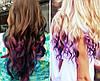Мел для окрашивания волос 6 шт набор мелки тиара Виктория мелки цветные для волос цветные, фото 3