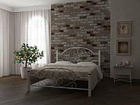 Кованая кровать металлическая Валенсия