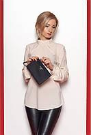 Нарядная красивая женская блузка цвета в ассортименте