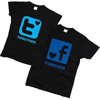 Футболки парные Together Forever 02