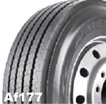 Грузовая шина Aufine AF177 (Рулевая) 295/80R22.5, фото 3
