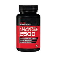 GNC L-ARGININE & L-ORNITIN 60 tab