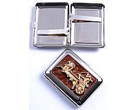 Портсигар на 18 сигарет Колесница №2439-8 SO