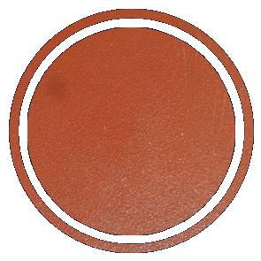 водосточная система кирпичного цвета