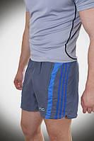 Мужские шорты adidas F50 серые (р. S - XXL) арт. 14A