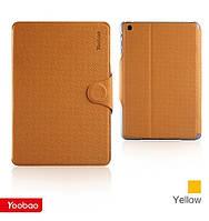 Чехол для iPad mini Retina/iPad mini/1/2/3 Yoobao iFashion leather, желтый
