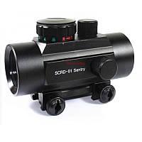 Компактный прицел коллиматорный Vector Optics Sentry (1x35). Для оружия. Отличное качество. Код: КГ333